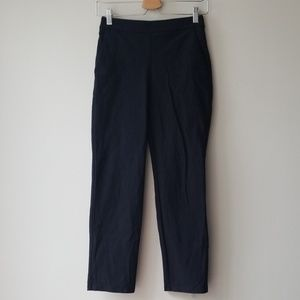 Aritzia Sz XS Wilfred Pull On Pants Trousers Taper
